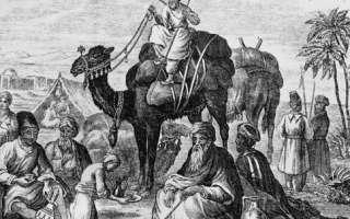 Arabi e caffè: dalla legenda alla storia, dalla storia alla tazzina!
