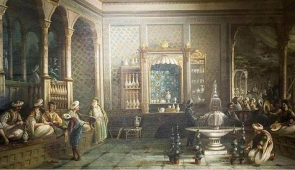 In Constantinople Ends The Middle Ages And Begins A New Era Made Of Coffee Storytellers