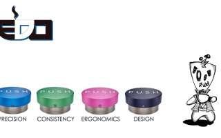 The revolutionary Tamper PUSH by Clockwork Espresso now on EDO Barista's catalogue!