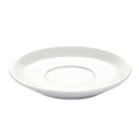 COFFEE SAUCER MILANO WHITE