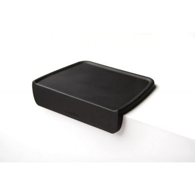 BLACK CORNER TAMPING MAT