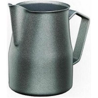BLACK TEFLON 500ml MILK PITCHER CHAMPION