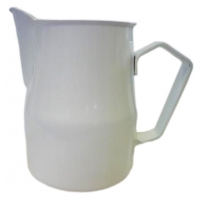 TEFLON WHITE MILK PITCHER - CHAMPION - 6 CUPS