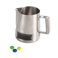 LATTE PRO MILK JUG WITH LIQUID CRYSTAL THERMOMETER