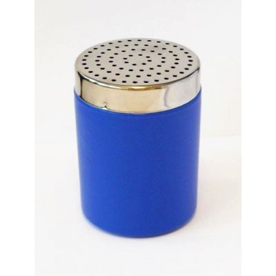 BLUE COCOA SHAKER WITH BIG HOLES