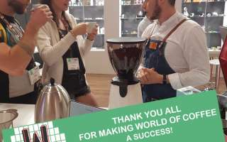 BERLIN 2019. THE PERFECT RECIPE: PASSION FOR COFFEE, KNOWLEDGE AND ENTHUSIASM