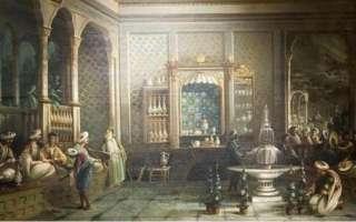 A Costantinopoli finisce il Medioevo ed inizia una nuova era, fatta di caffè e contastorie.