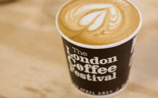 Lasciati ispirare dalle vibrazioni del caffè: ti aspettiamo al London Coffee Festival
