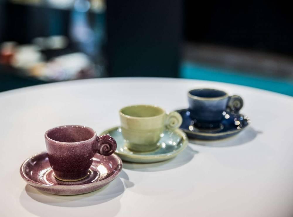 Set Uzu: a unique coffee cup