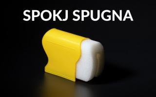 Maneggevole e utile: Spokj Spugna è un vero supporto per il barista