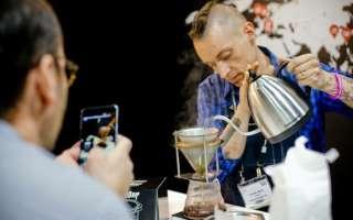 Edo Barista: grandissimo successo del DuoDrip al WOC 2016!
