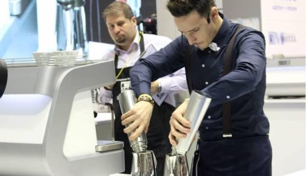 World Championship of Latte Art 2016: Giuseppe Fiorini ranks 7th!