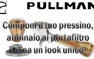 I pressini e i portafiltri di Pullman ora disponibili sul sito di Edo!