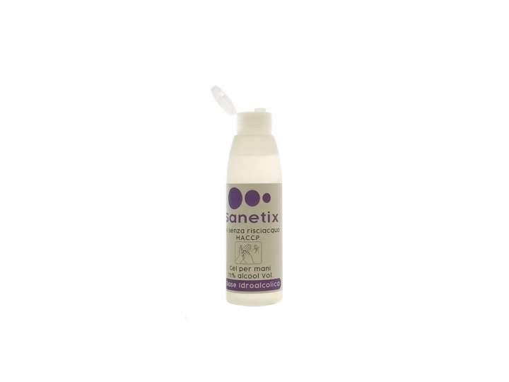 65% alcohol hand sanitizer gel - 150 ml