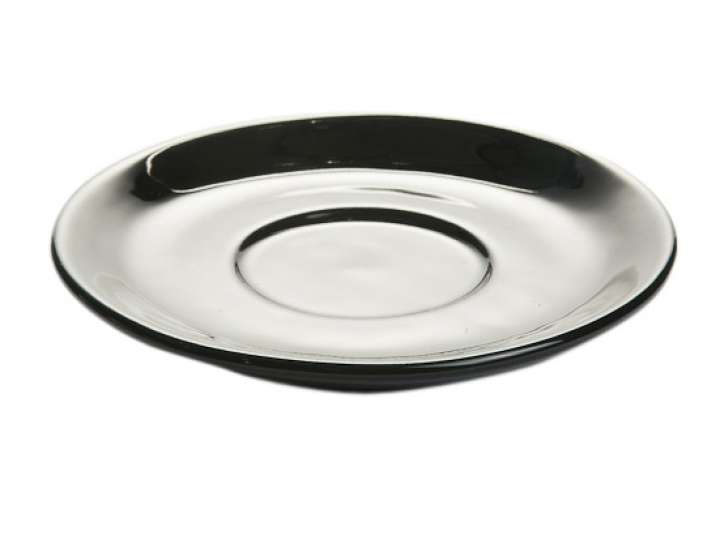 COFFEE SAUCER MI/ISCHIA/GE/AO BLACK