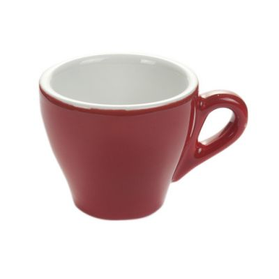 COFFEE CUP GENOVA RED