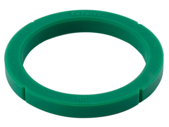GREEN GASKET made from food grade FDA silicone