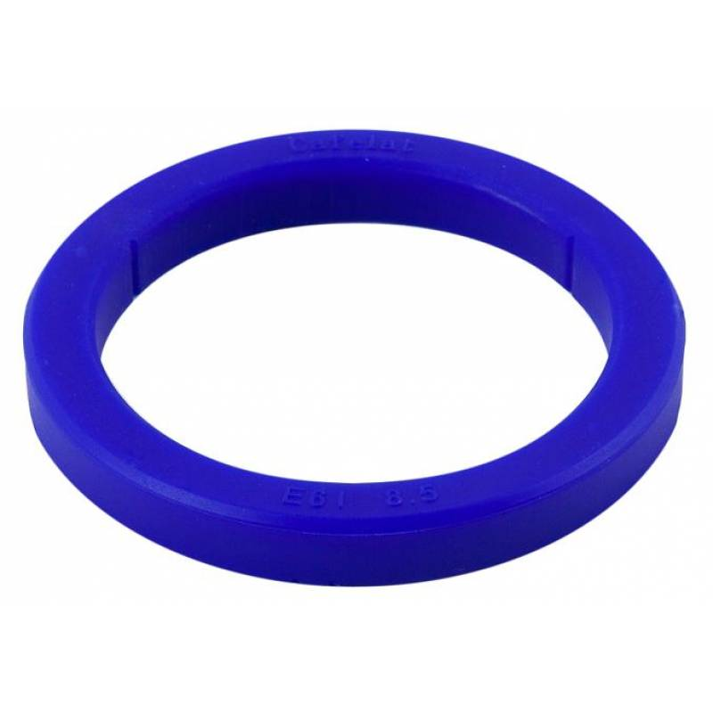 BLUE SILICON GROUP HEAD GASKET 73X57X8,5MM