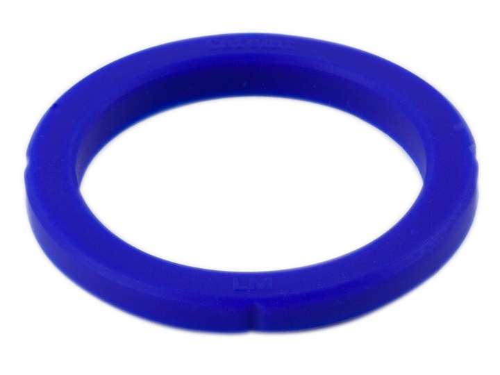 LA MARZOCCO BLUE SILICON GROUP HEAD GASKET 71.6X55X8,2MM