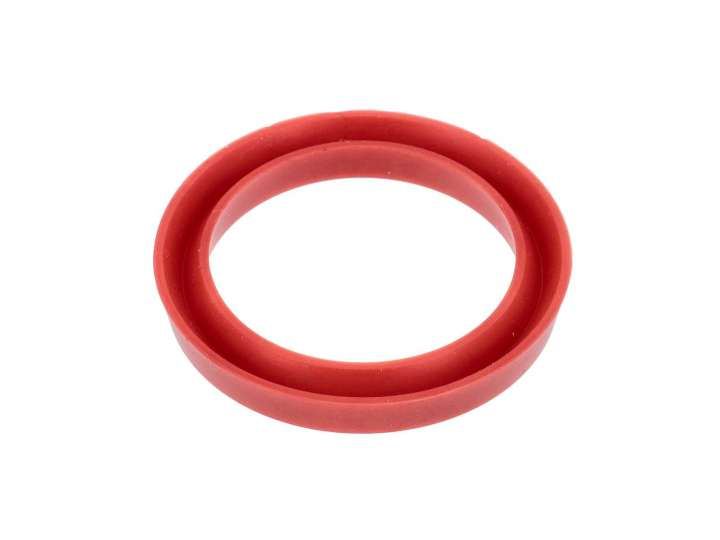 RED LIP PISTON GASKET 49.5 x 40.5 x 6.75 mm