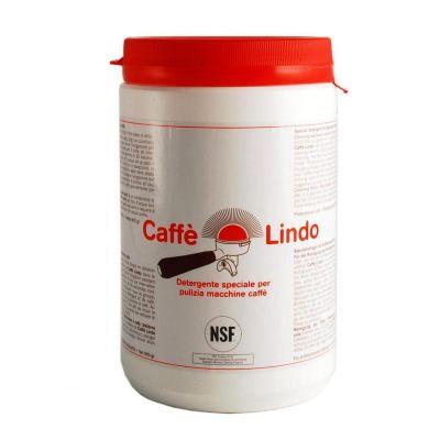 PLASTIC JAR OF CAFFE' LINDO NSF 250GR