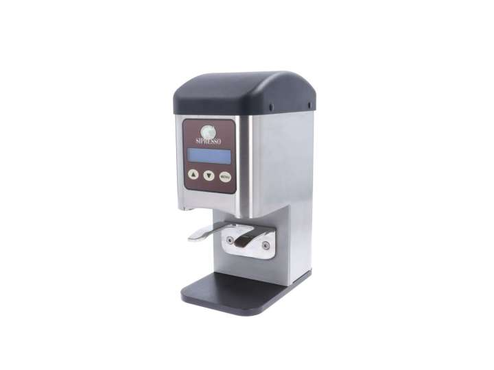 SIPRESSO AUTOMATIC PROFESSIONAL TAMPER STAINLESS STEEL