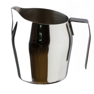 STAINLESS STEEL  CAFELAT MILK PITCHER 0.4 Lt