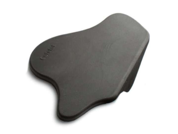BLACK CORNER SPLAT TAMPING MAT