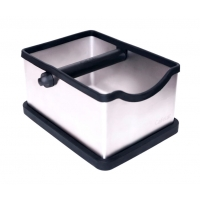 STAINLESS STEEL KNOCK BOX CAFE'