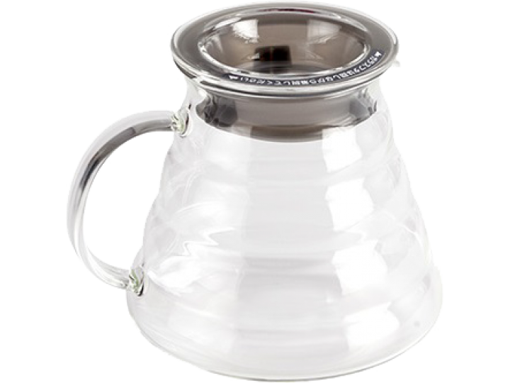 Hario V60 Range Server Clear 600ml (XGS-60TB)