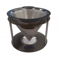 DUO DRIP -  BREWING DOUBLE METAL CONE