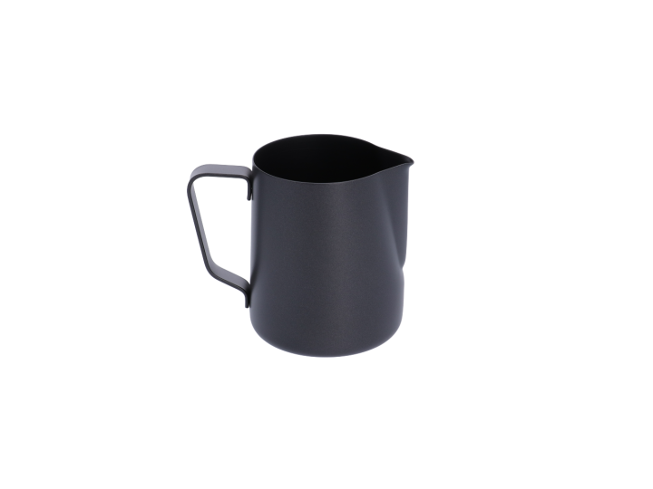 TEFLON COATED STAINLESS STEEL MILK PITCHER - 350 ml/12 oz
