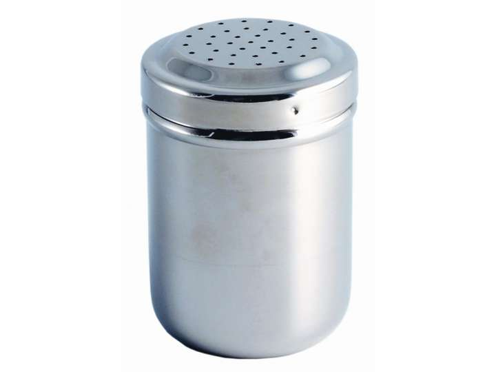 STAINLESS STEEL COCOA SHAKER