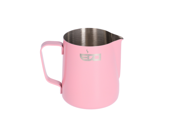 350ml BABY PINK MILK PITCHER