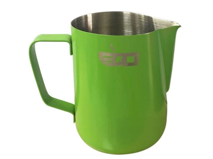 350ml APPLE GREEN MILK PITCHER