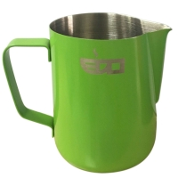 600ml APPLE GREEN MILK PITCHER