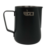 350ml BLACK MILK PITCHER