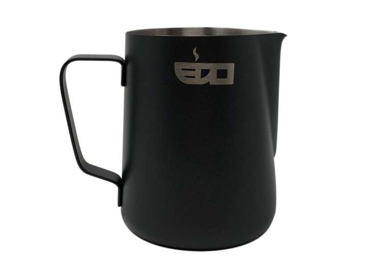 600ml BLACK MILK PITCHER