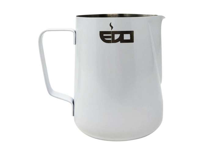 600ml WHITE MILK PITCHER