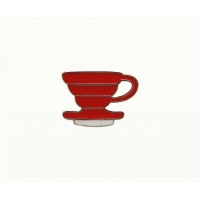 SPILLA COFFEE DRIPPER ROSSA