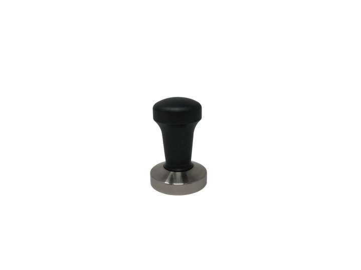 BLACK EDO COFFEE TAMPER YOUNG LINE 58MM FLAT BASE