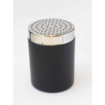 BLACK COCOA SHAKER WITH BIG HOLES