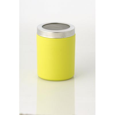 LIME COCOA SHAKER WITH SMALL HOLES