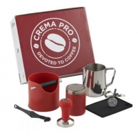 BARISTA PROFESSIONAL KIT - RED