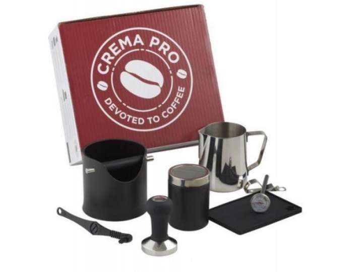 BARISTA PROFESSIONAL KIT - BLACK