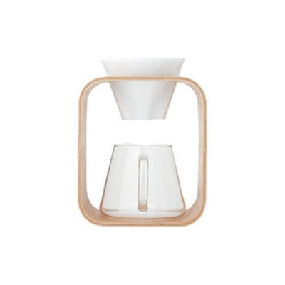 COFFEE POT & DRIPPER SET [Barafu] 600ml