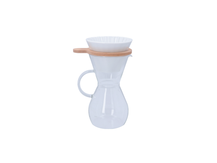 COFFEE CARAFE & DRIPPER SET 600ml