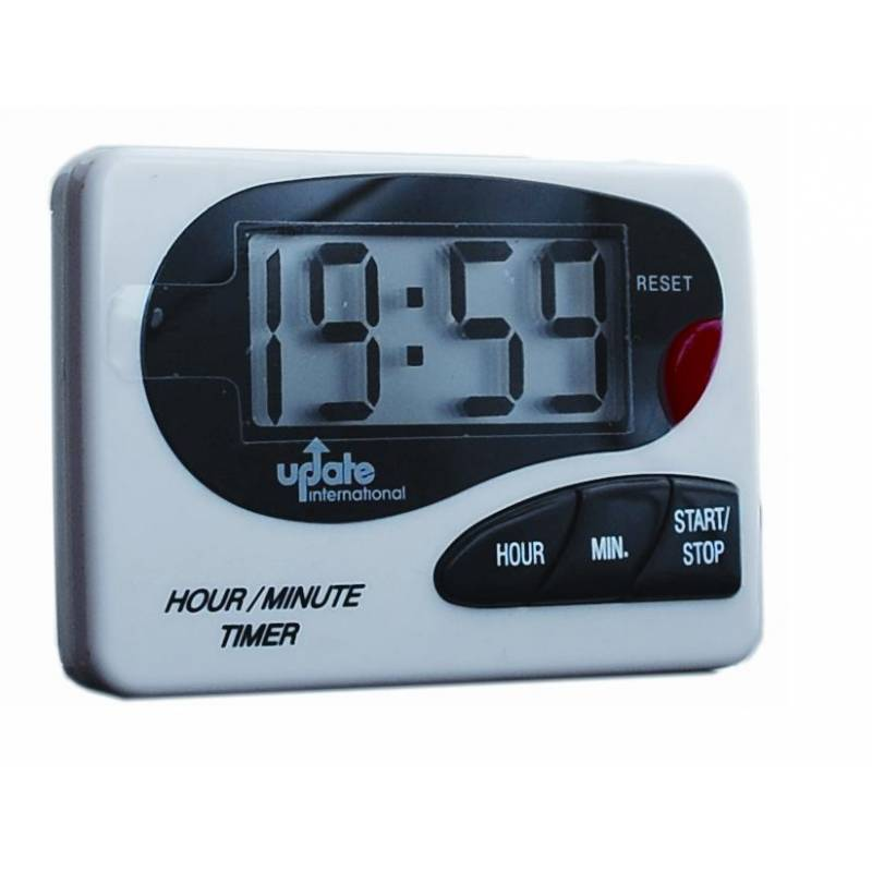 DIGITAL TIMER WITH MAGNET AND CLIP