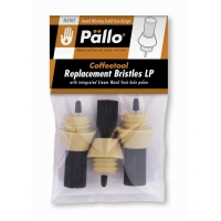 REPLACEMENT BRISTLE ( 3pcs )  FOR  PALLO COFFEETOOL LP