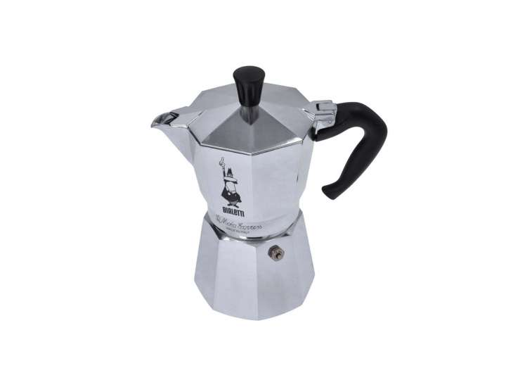 MOKA EXPRESS OCEANA BIALETTI - 3 CUPS CHROME
